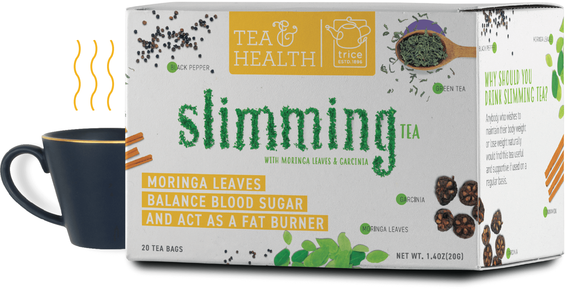 Trice: Tea & Health